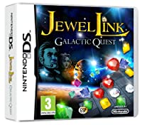 Jewel Link: Galactic Quest (Nintendo DS) (輸入版)