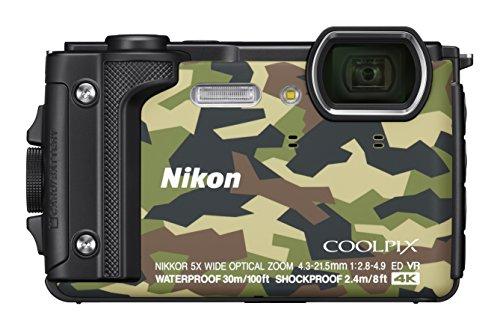 Nikon デジタルカメラ COOLPIX W300 GR クールピクス カムフラージュ 防水