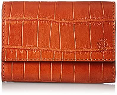 [フェリージ] Felisi 公式カードケース 450/SA 125-89-0016 009000 (オレンジ)