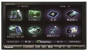 パナソニック(Panasonic) カーナビ ストラーダ Rシリーズ 7型180mm CN-R330D