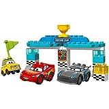 (レゴ) LEGO デュプロ ピストンカップレース組み立てキット 10857