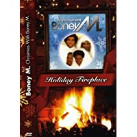 Christmas With Boney M.-Holiday Fireplace /