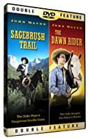 John Wayne: Dawn Rider & Sagebrush Trail [DVD]