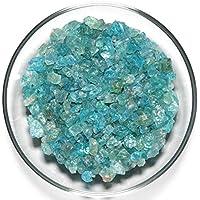 【N2 stone Natural】天然鉱物 アパタイト (燐灰石/apatite) / 結晶   (原石: 約50g [小粒 約5-10mm], 産出地: マダガスカル)