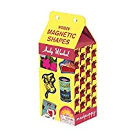 [Mudpuppy]Mudpuppy Andy Warhol Wooden Magnetic Shapes 16429 [並行輸入品]