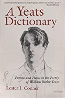 A Yeats Dictionary: Persons and Places in the Poetry of William Butler Yeats (Irish Studies) by James Berenson(1999-01-01)