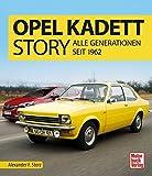 洋書「Opel Kadett-Story」オペル カデット 解説書