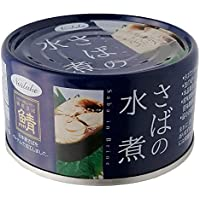 ノルレイク 鯖缶 さば水煮 190g X 48缶