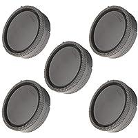 Cewaal ソニーNEX-5N NEX-3 NEX-C5グレーの場合クリニークリアレンズキャップ+カメラボディーカバーセット