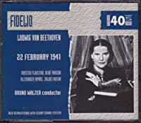 Fidelio: Walter 1941.2.22