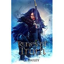 Runes of Truth: A Reverse Harem Urban Fantasy (A Demon's Fall series Book 1)