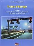 Trains d'europe t.2