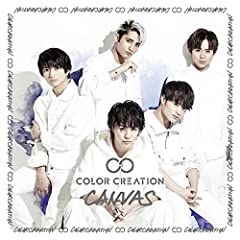Flying Memories♪COLOR CREATIONのCDジャケット
