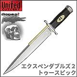 UNITED ユナイテッド エクスペンダブルズ2 トゥースピック アウトドアナイフ