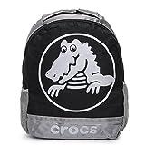 crocs ボーイズ サンダル クロックス Crocs リュック 黒 US輸入 [並行輸入品]