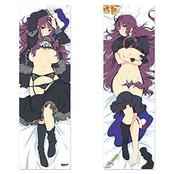 閃乱カグラ 紫 抱き枕カバー
