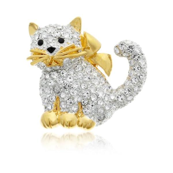 [グロッセ] Grosse ネコ ブローチ G3...の商品画像
