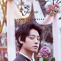 チョンジュンヨン - Fiancee [Random ver.] (Single Album) CD+Wedding Invitation+4Postcards [韓国盤]