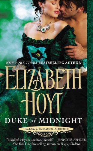 Duke of Midnight (Maiden Lane)