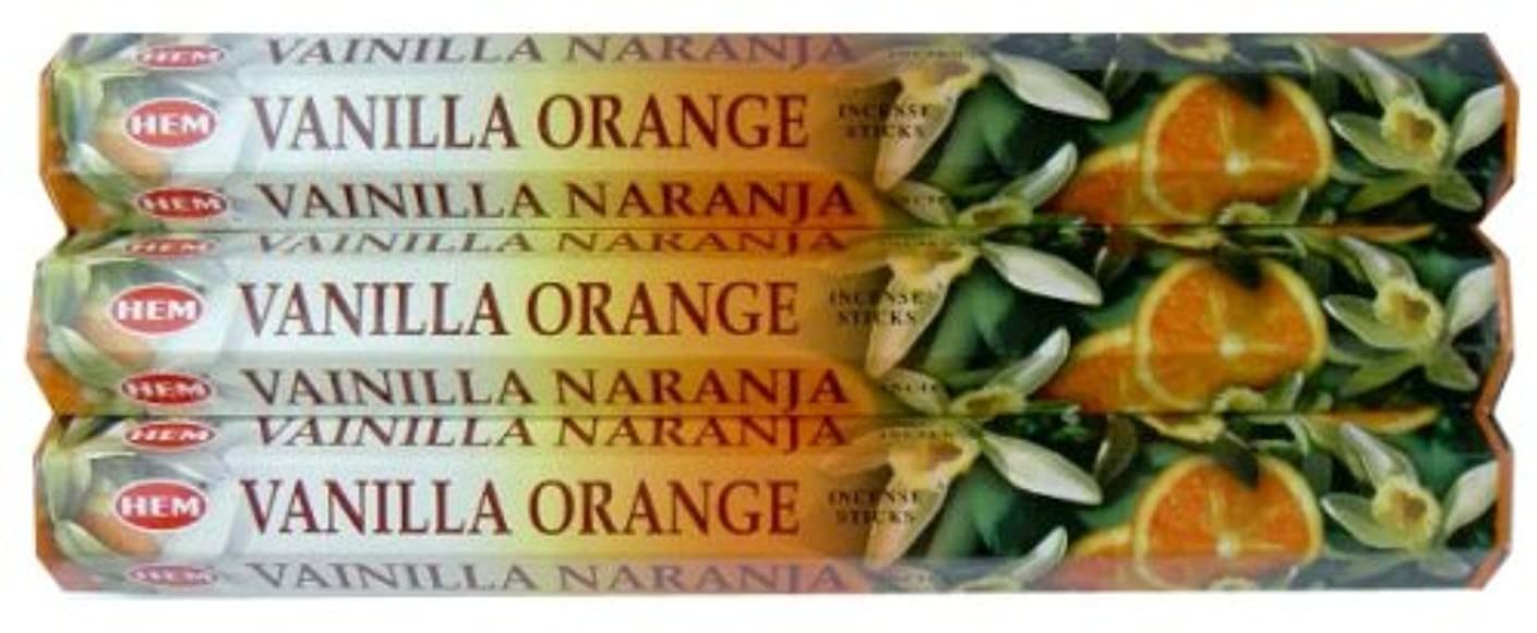 部常識埋め込むHEM バニラオレンジ 3個セット