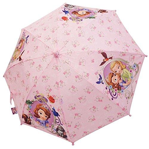 サンマルコ 傘 ちいさなプリンセス Sofia 転写プリント 45cm