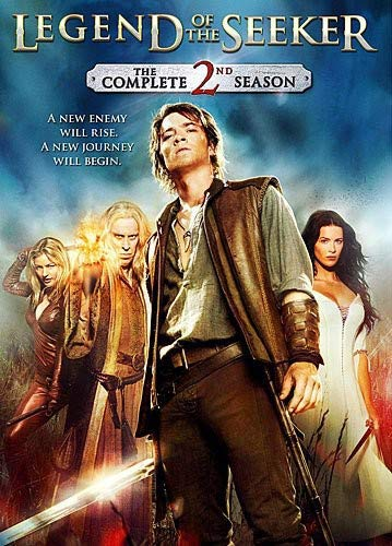Legend of Seeker: Complete Second Season [DVD] [Import]