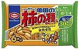 亀田製菓 減塩亀田の柿の種6袋詰 200g×12袋