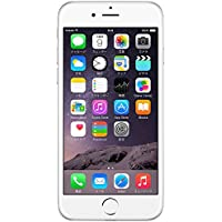 Apple iPhone6 A1586 (MG4H2J/A) 64GB シルバー【国内版 SIMフリー】