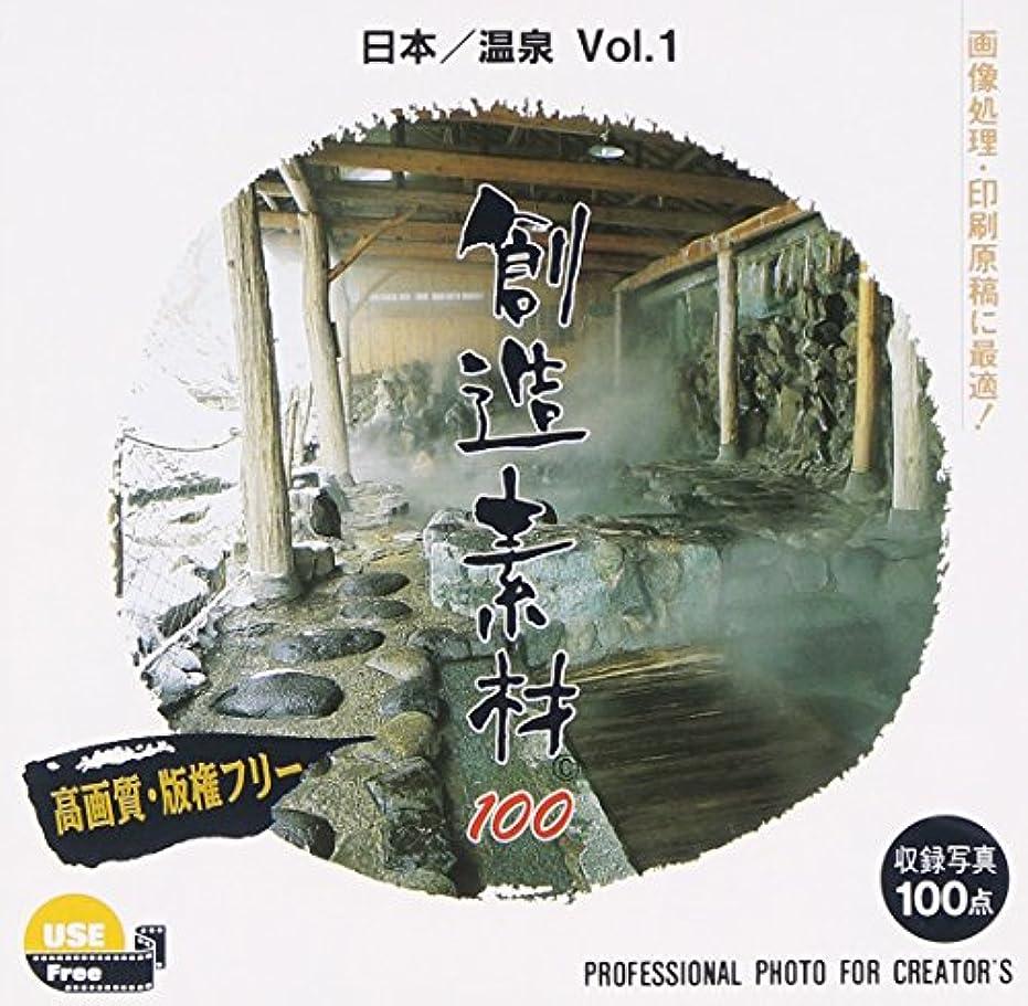 である描写覆す創造素材100 日本/温泉Vol.1