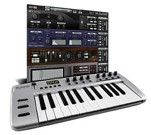 M-AUDIO 25鍵盤USB MIDIコントロールキーボード KeyRig 25 MKEYRIG25