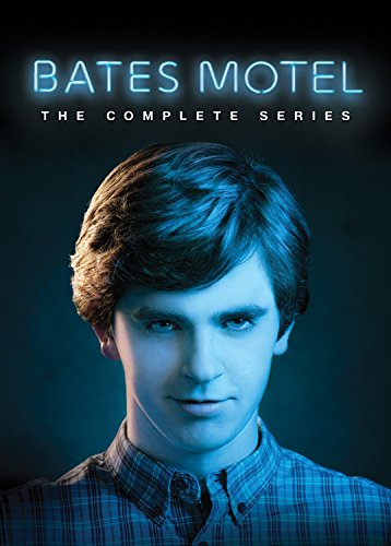 Bates Motel: The Complete Series [DVD] [Import]