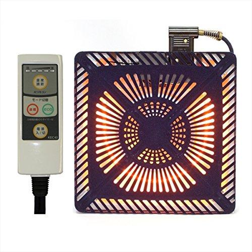 """[해외]야마젠 (YAMAZEN) 난로 용 교체 히터 유닛 (600W) 속도 따뜻한 히터 """"빨리 따뜻한 버튼""""에너지 절약 """"ECO 버튼""""인가 YHF-HD601E/Yamazen (YAMAZEN) replacement heater unit for kotatsu (600 W) high-speed heater """"fast ..."""