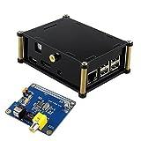 ラズベリーパイ2 raspberry pi 2、A +B 専用HIFI DiGi + デジタルサウンドカード I2S SPDIFケース付き