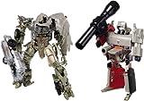 トランスフォーマー TFクロニクル 02 G1メガトロン&ムービーメガトロン