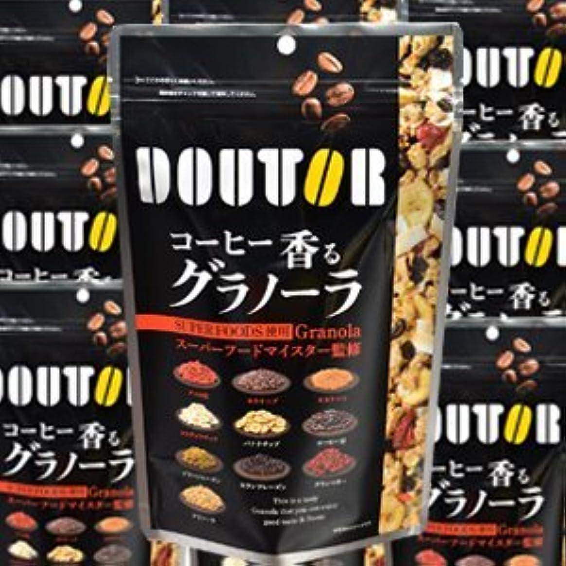 雑種寛大な黒人【3個】 ドトール コーヒー香るグラノーラ 210gx3 (4946763053654-3)
