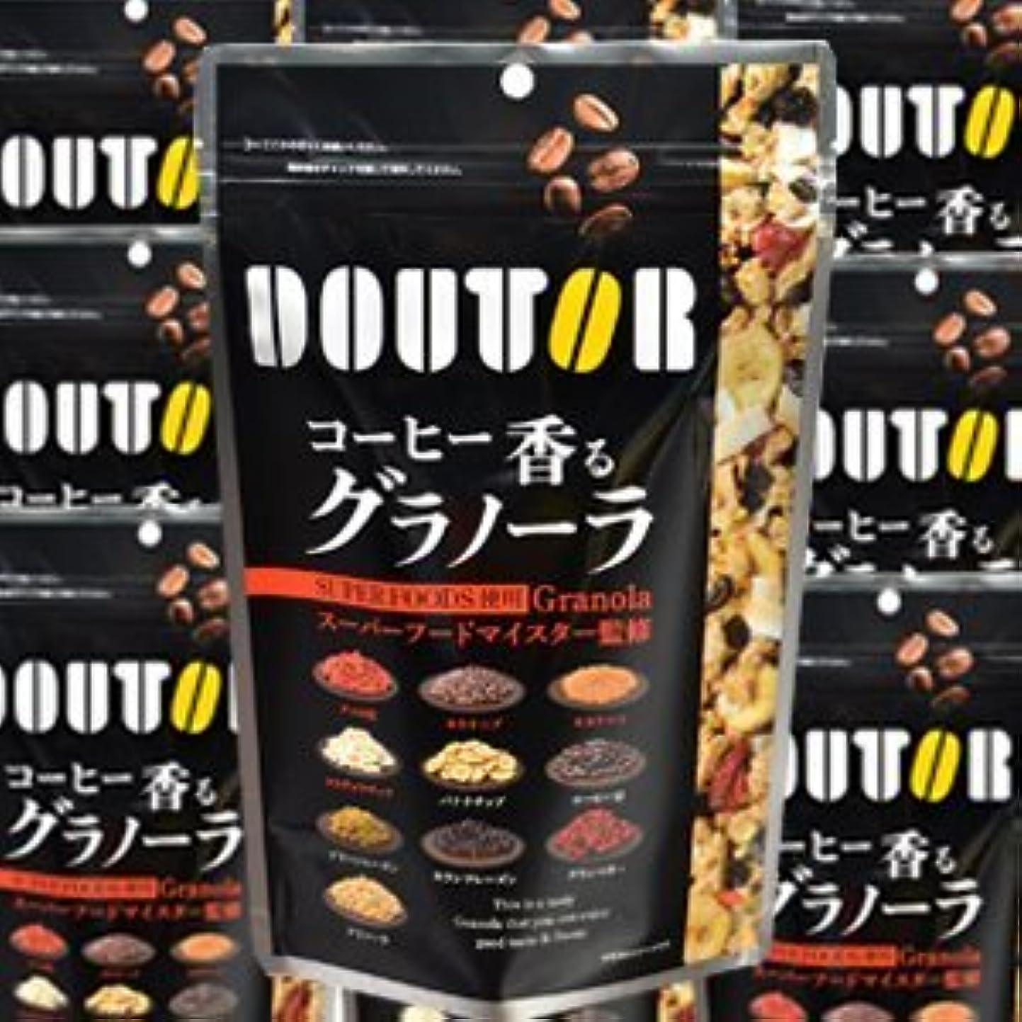 美人腐敗したモンスター【3個】 ドトール コーヒー香るグラノーラ 210gx3 (4946763053654-3)
