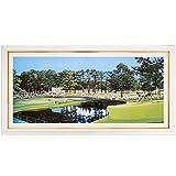 ヒロ・ヤマガタ『マスターズ』オフセットによる複製・風景画・ゴルフ・スポーツ【複製画・絵画】【B2165】