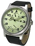 [エアロマチック1912]aeromatic1912 腕時計 ドイツ製ミリタリークラシック二戦復刻パワーリザーブ 自動巻A1350 【並行輸入品】