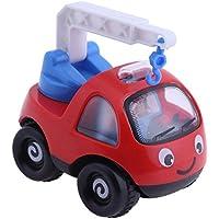 Chinatera Mini Cartoon車モデルおもちゃの幼児用 FreeSize