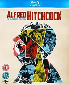 アルフレッド・ヒッチコック マスターピースコレクション(14作品, 1731分) ブルーレイ BOX [Blu-ray] [import]