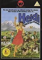 Heidi - Child Of The Mountain / Dvd Movie (Video To Dvd Conversion)