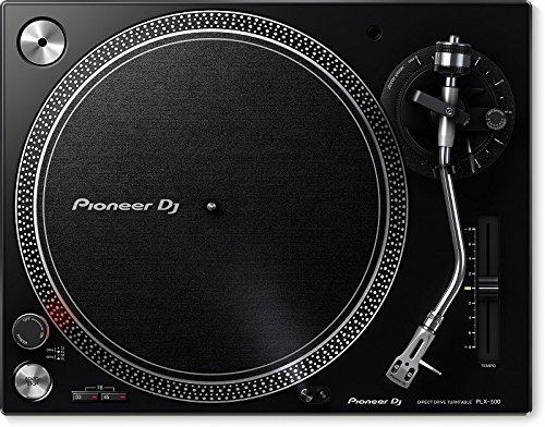 PIONEER パイオニア / PLX-500-K ダイレクトドライブターンテーブル ブラック