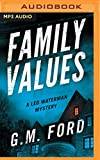 Family Values (Leo Waterman Mystery)