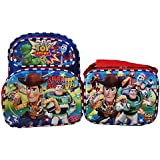Disney Toy Story 4 3D Pop Up 12 inch Backpack and Lunch Box Set - Rescue