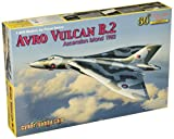 """サイバーホビー 1/200 イギリス空軍 アブロ バルカン B.2 """"ブラックバック作戦"""" フォークランド紛争30周年 プラモデル"""