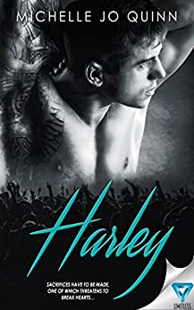 Harley (West Coast Rock Star Series Book 1) by [Quinn, Michelle Jo]