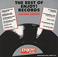 Best Of Enjoy! Records by Various Artists (1997-11-20)