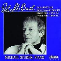 Partita No. 1/Italian Concerto