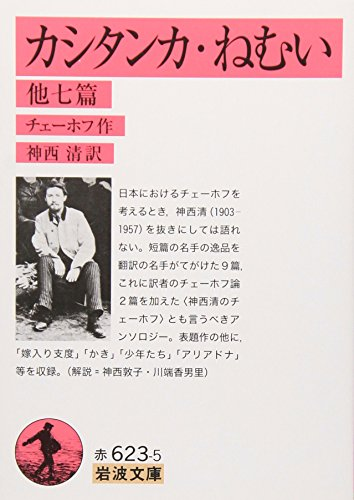 カシタンカ・ねむい 他七篇 (岩波文庫)の詳細を見る