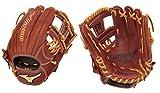 MIZUNO(ミズノ) グローブ MVP 内野手 用 硬式 野球 (軟式 使用可) グラブ USA限定モデル 11.5インチ (右投げ用) [並行輸入品]